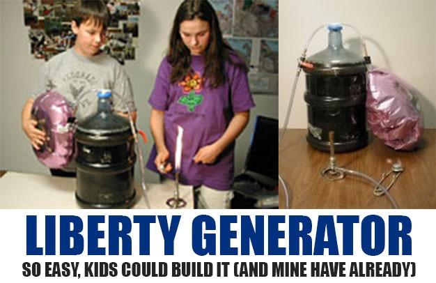 Liberty Generator