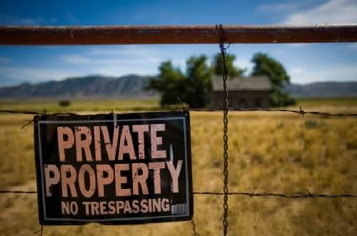 no-trespassing