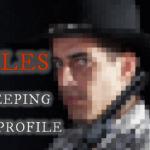 BIG-PROFILE/Keeping A Low Profile