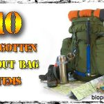 10 Forgotten Bug out Bag Items
