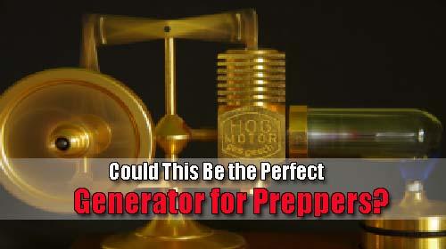 preppers generator