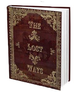 TheLostWaysBook