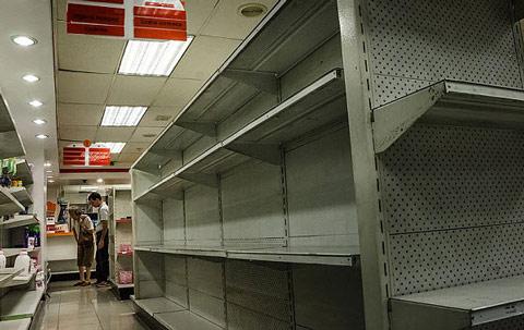 Venezuela-food-shortages Key Items