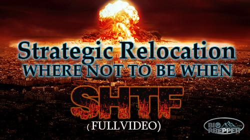 shtf Strategic Relocation