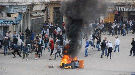 food-riot-in-progress Civil Unrest