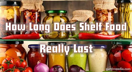 Shelf Food