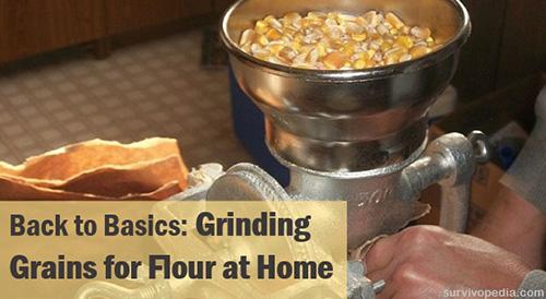 Grinding Grains