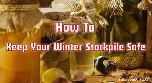 Winter Stockpile